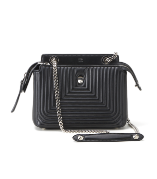 DotCom Click Shoulder Bag