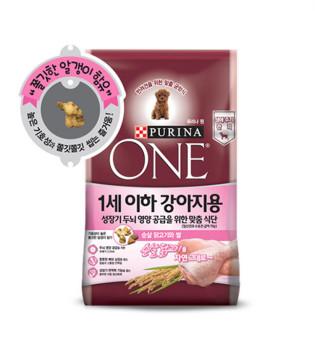 [정기배송시 추가3%할인] 퓨리나 원 순살닭고기와 쌀